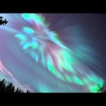 Northern Lights Alaska by Angel Breaux