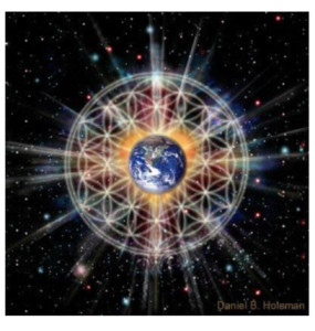 Earth Flower of Life
