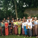 Pure Immersions Retreat Bali 2014