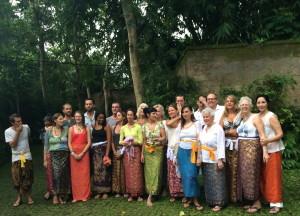 Pure Immersions Retreat Bali 2014